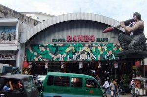 سوق الجينز باندونق اندونيسيا