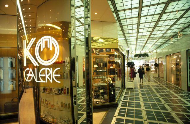 التسوق في دوسلدورف