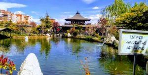 الحديقة اليابانية قونيا