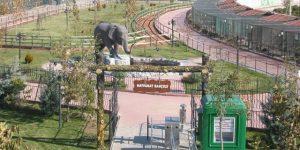 حديقة الحيوانات في قونيا