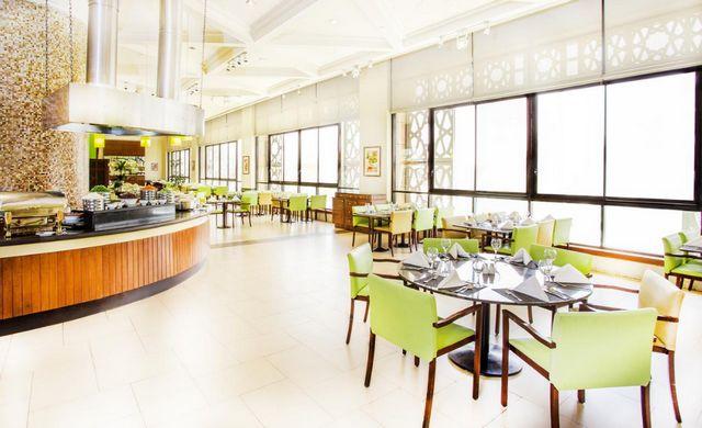 مميزات فندق المريديان عمان