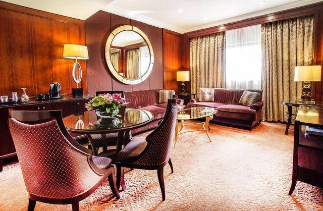 فندق المريديان عمان