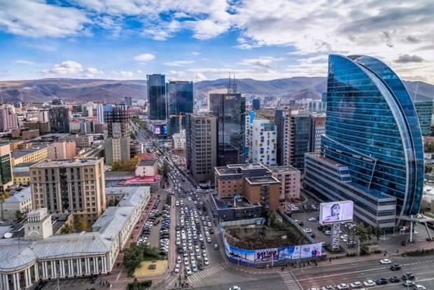 السفر الى منغوليا