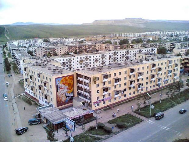 سياحة منغوليا