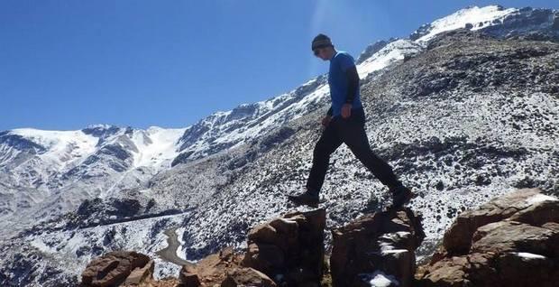 جبل توبقال بالمغرب