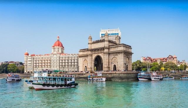 اين تقع مومباي