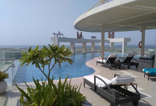 فنادق مسقط مع مسبح خاص