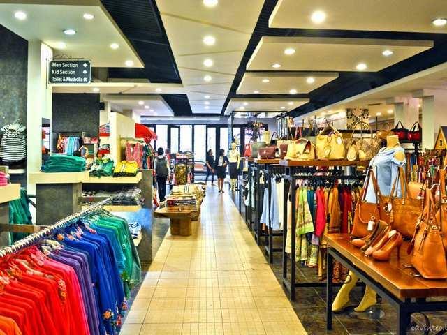 التسوق في اوت لت باندونق
