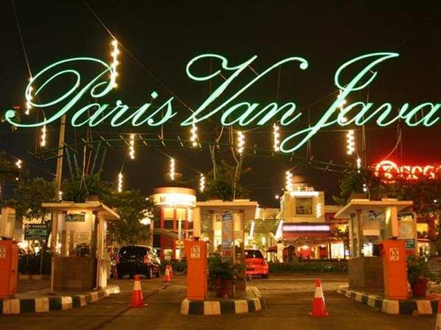 أسواق باريس فان جافا باندونق