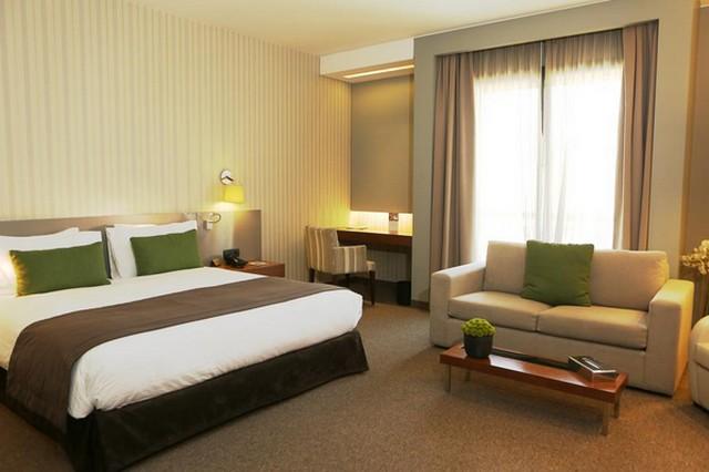 شقق فندقية في بيروت رائعة وبإطلالات بهية على المدينة