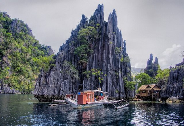 اجمل جزر في الفلبين