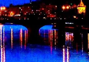 اين تقع براغ من أهم مدن السياحية في التشيك