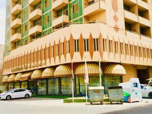 فندق برايم تاور الشارقة