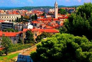 بولا كرواتيا من أهم اماكن كرواتبا السياحية
