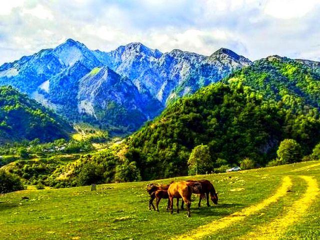 أماكن غابالا السياحه اذربيجان