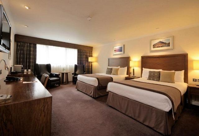 فنادق اسكتلندا