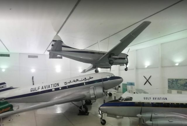 متحف المحطة الشارقة
