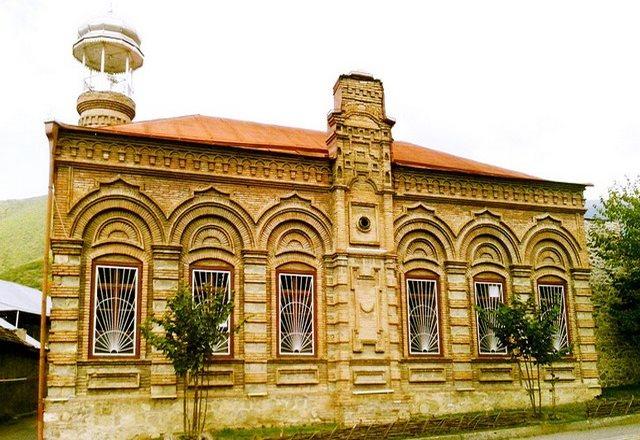 شيكي في اذربيجان