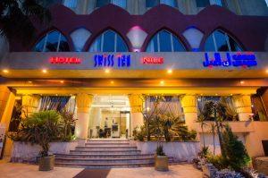 فندق سويس ان القاهرة