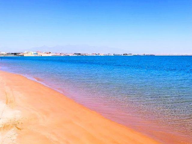 شواطئ تبوك