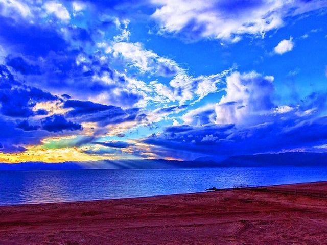 شواطئ منطقة تبوك بالسعودية