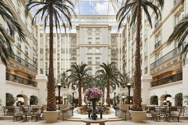 فندق لاندمارك لندن