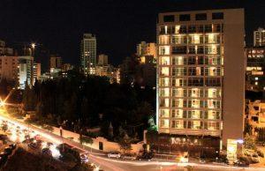 شقق فندقية في الروشة بيروت