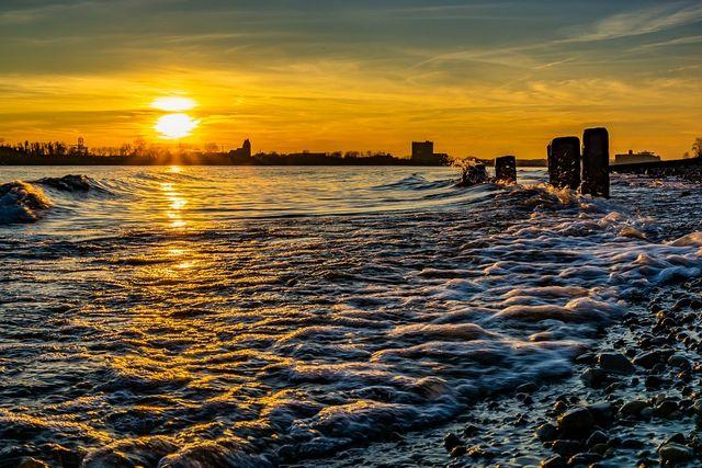 اجمل شواطئ هامبورغ