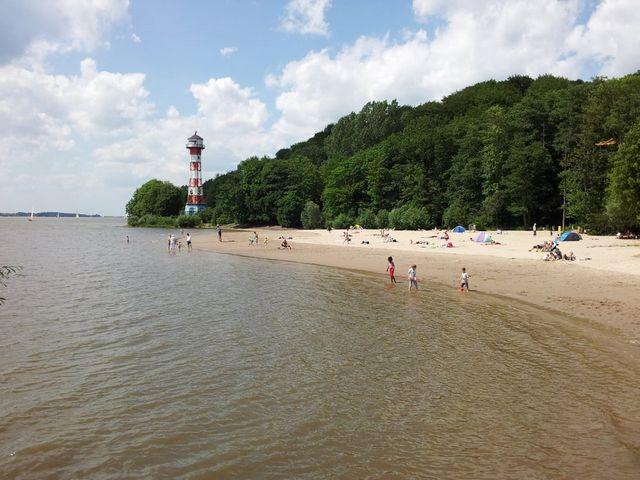 شواطئ هامبورغ