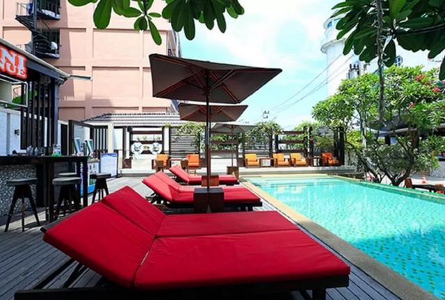 فندق في سي بتايا تايلاند