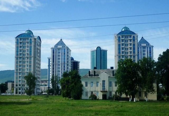 مدن الشيشان