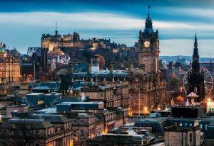السياحة في ادنبرة