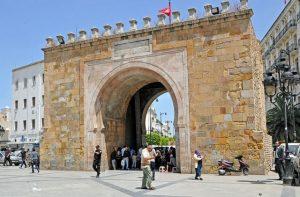 مناطق سياحية في تونس العاصمة