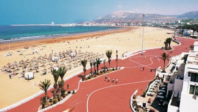 مناطق في المغرب