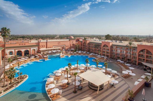 اجمل فنادق في المغرب ومنتجعاتها