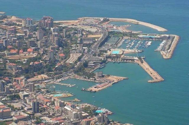 كم تبعد جونيه عن بيروت