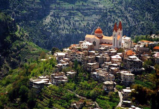 موقع لبنان