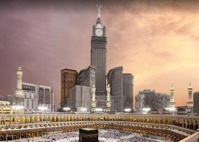 اين تقع مكة