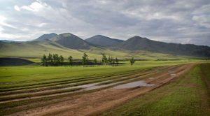 اين تقع دولة منغوليا
