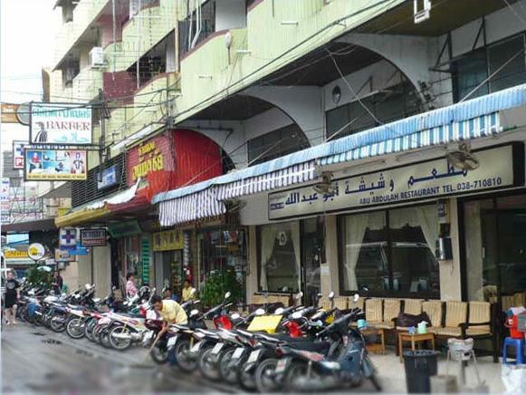 شارع العرب بتايا