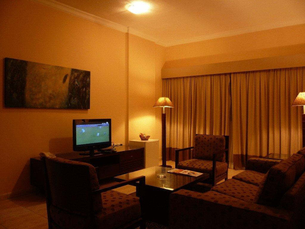 غرف فندق كابيتال راس الخيمة