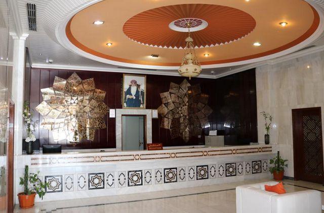 فندق صلالة بلازا بعمان