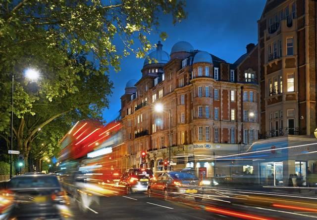 فندق هيلتون لندن هايد بارك