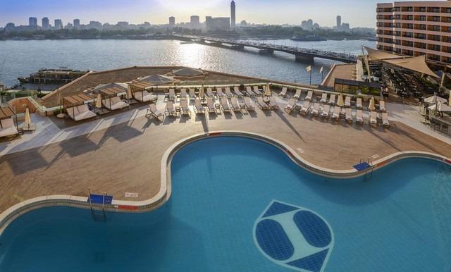 فندق انتركونتيننتال سميراميس القاهرة