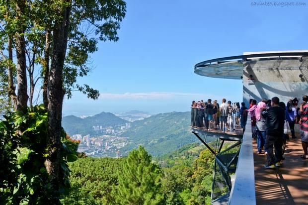 قطار الجبل ماليزيا