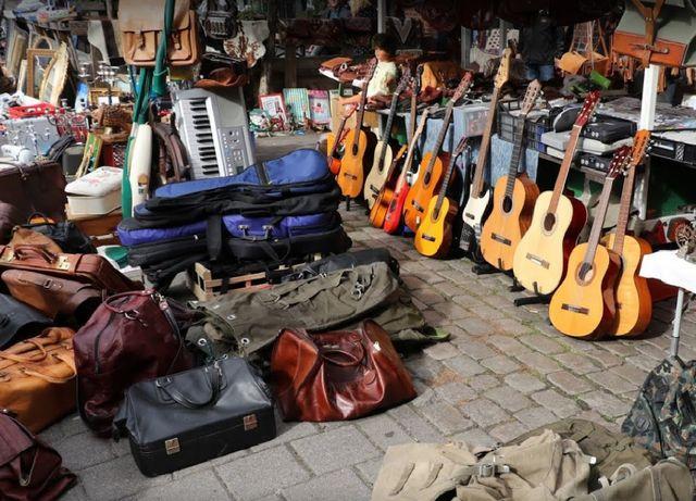 سوق السبت في هامبورغ