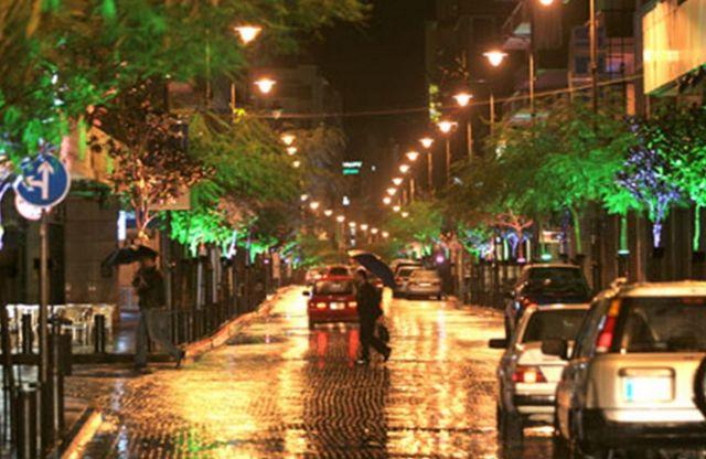 اشهر شوارع لبنان