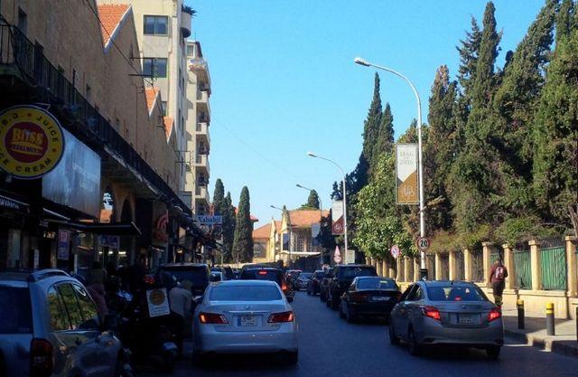 افضل شوارع لبنان
