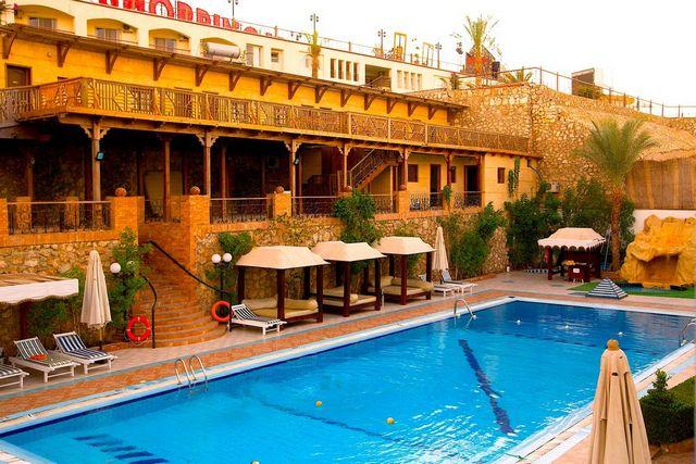 فندق نعمة بلو شرم الشيخ