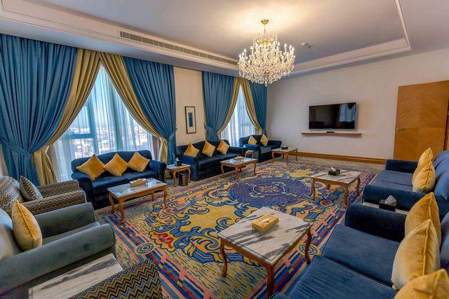 فندق اريديوم الطائف